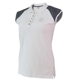 Harcour Harcour Tiffany Womens Polo White