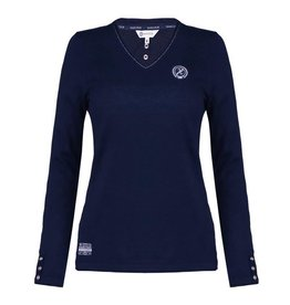 Harcour Harcour Naomie Womens Pullover Navy
