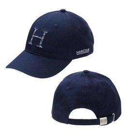 Harcour Harcour Queens Cap Navy
