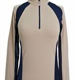 EIS Cool Shirt Khaki/Navy