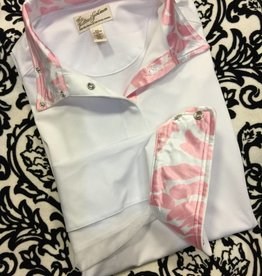 Tailored Sportsman Tailored Sportsman Icefil Show Shirt Pretty in Pink
