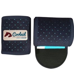 Coolaid Equine Polo Wraps Navy