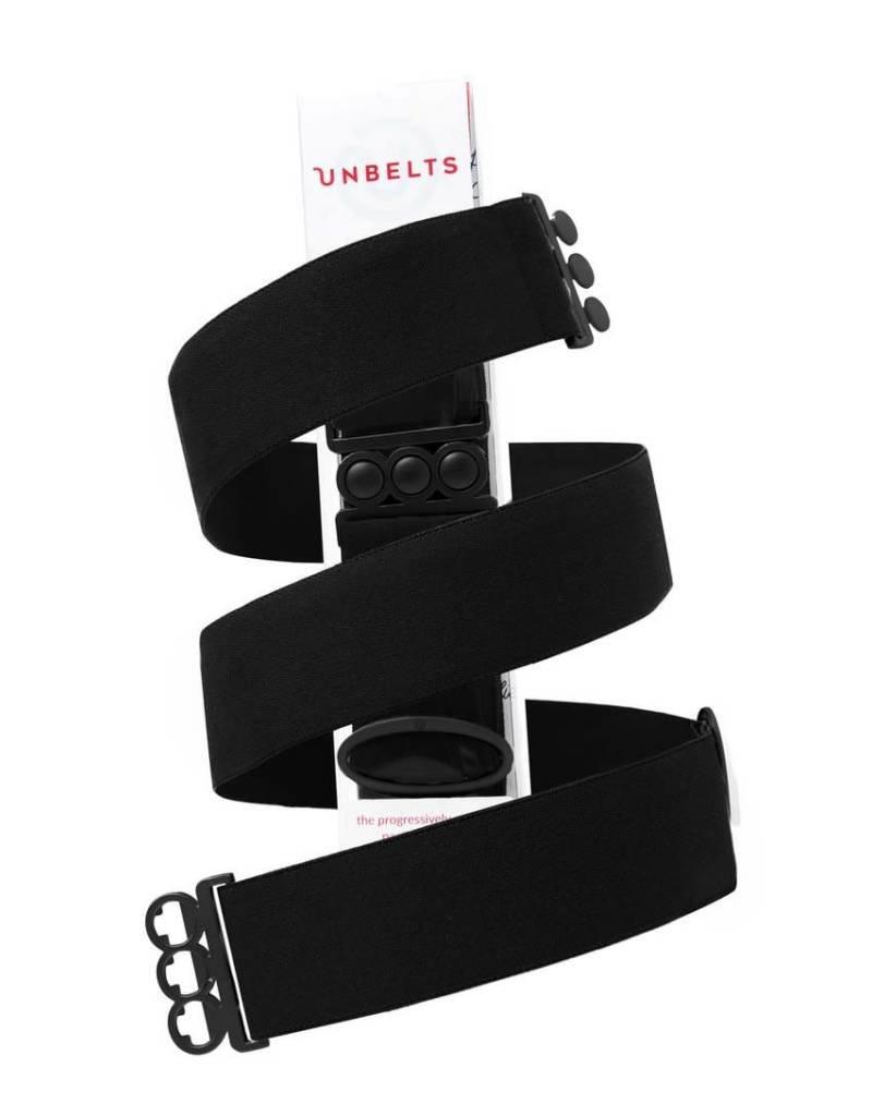 UnBelts Limited Edition Unbelt Jet Black/Black