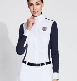 Asmar Asmar Nova Sport Show Shirt White/Storm