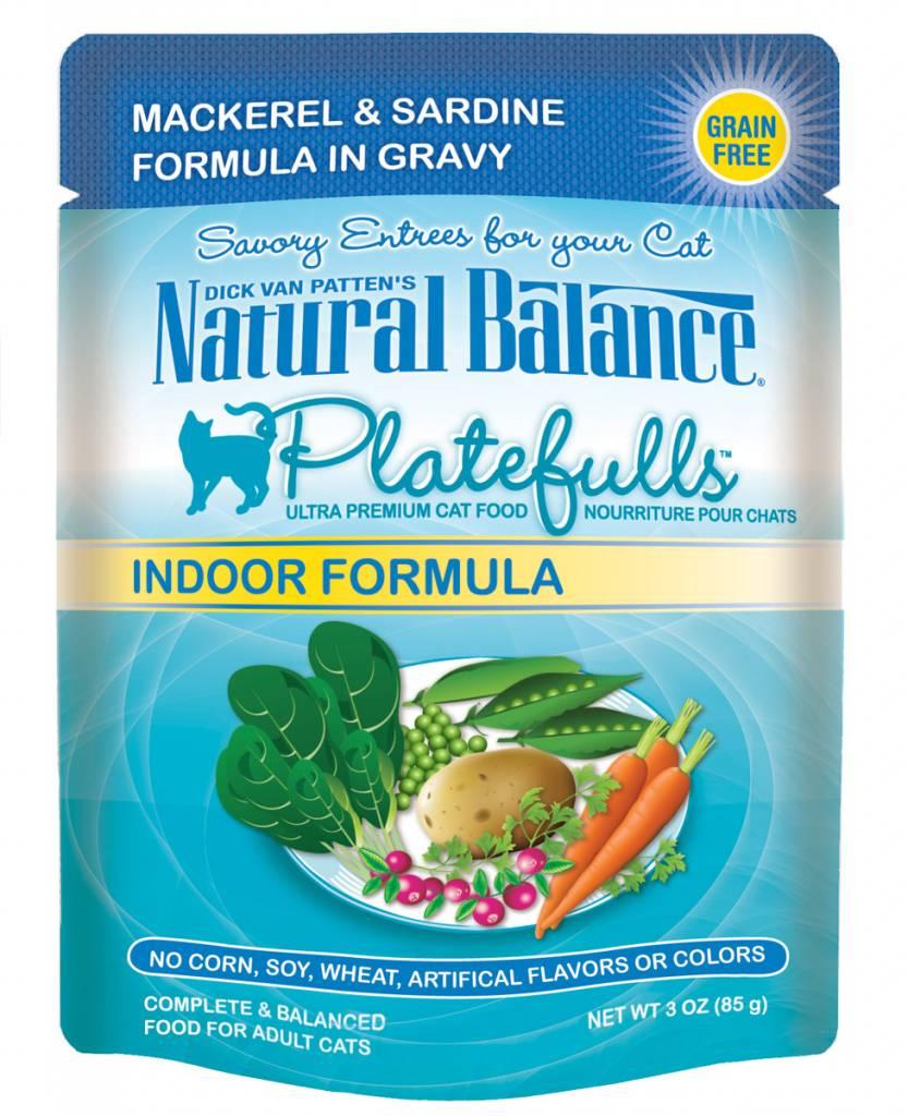 Natural Balance Platefulls Cat Food