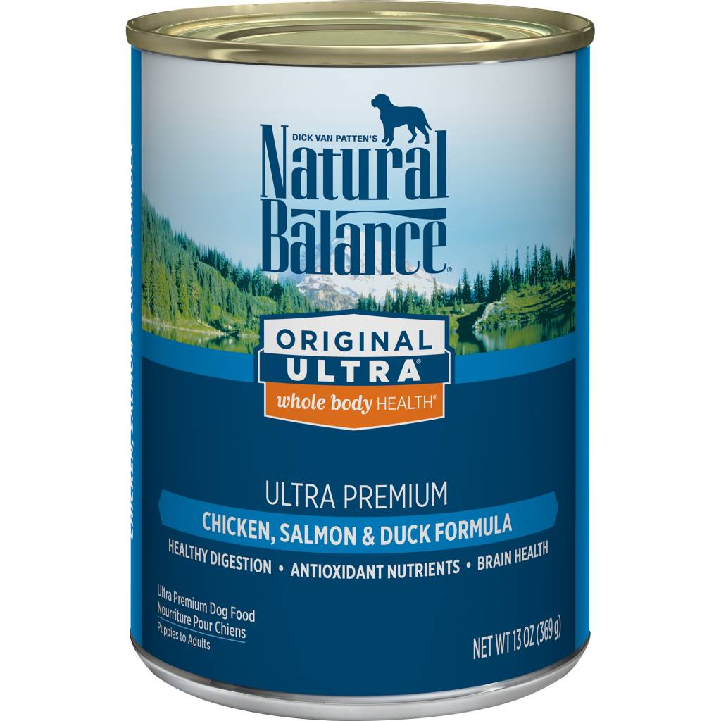 Natural Balance Dog Food For Yeast