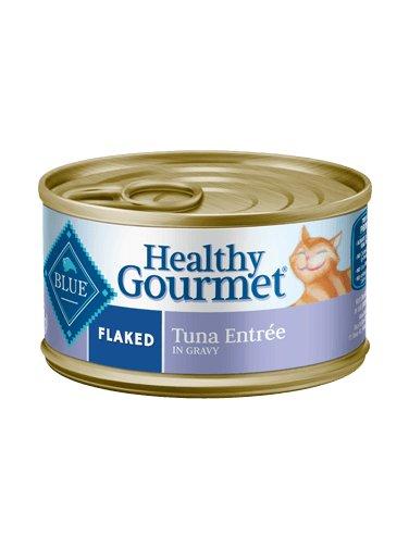 Blue Buffalo Healthy Gourmet Cat Food Reviews