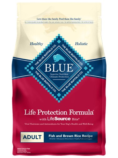 Blue Buffalo Blue Buffalo LPF Fish & Rice Dry Dog Food