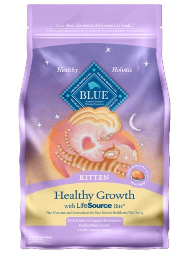 Blue Buffalo Blue Buffalo LPF Healthy Growth Kitten Chicken Dry Cat Food
