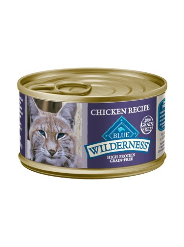 Blue Buffalo Blue Buffalo Wilderness Chicken Wet Cat Food