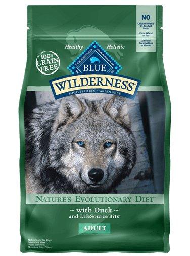 Blue Buffalo Blue Buffalo Wilderness Duck Dry Dog Food