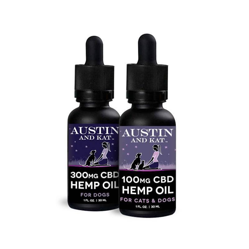 Austin & Kat Austin & Kat Oil