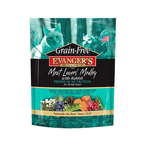 Dry Cat Food With Cranberries