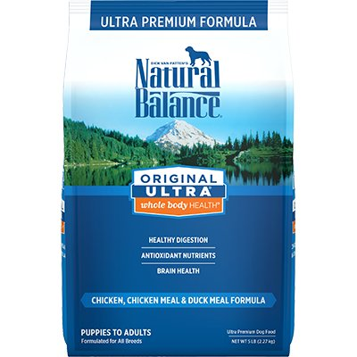 Natural Balance Original Ultra For Puppies And Adult Dogs