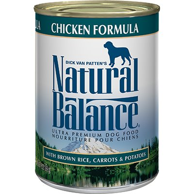 Natural Balance Fat Dog Food Review