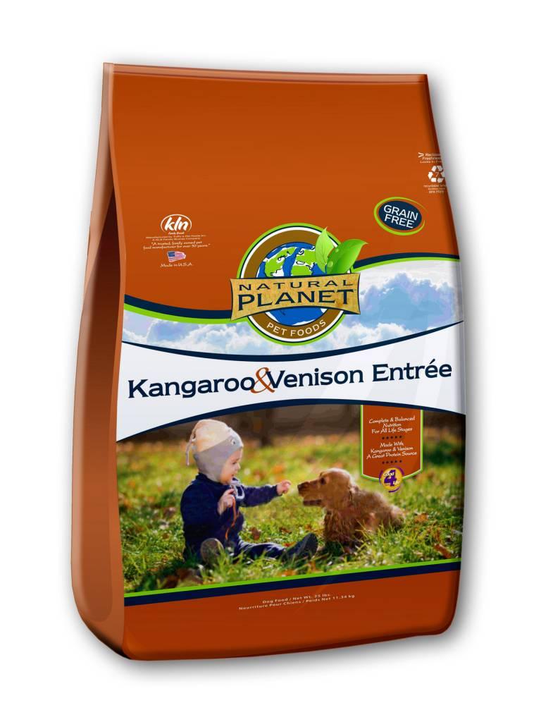 Venison Dry Dog Food