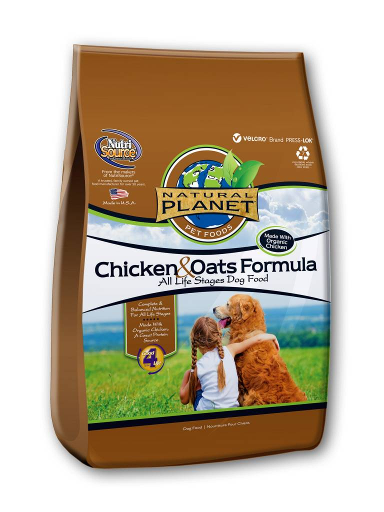Natural Planet Organic Dog Food Reviews