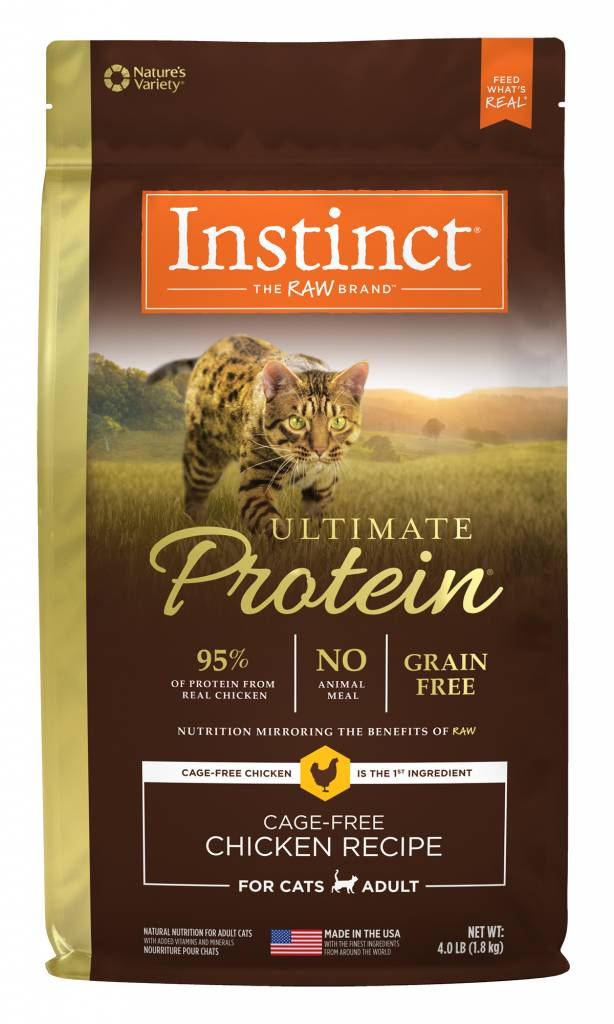 Cat Food With Absoloutely No Chicken