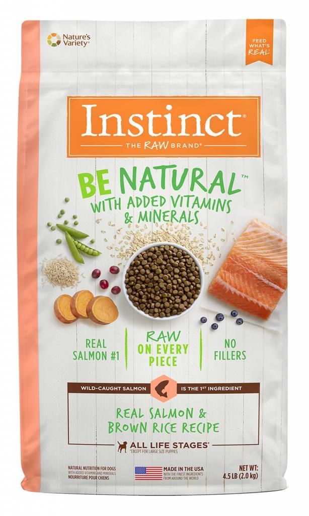 Nature Variety Instinct Salmon Dog Food