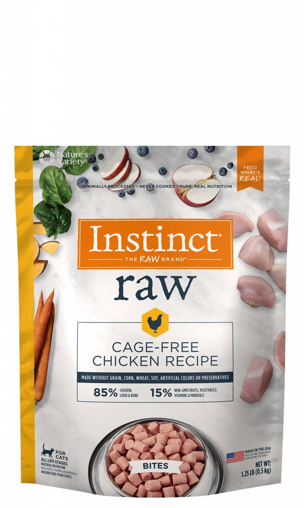 Nature S Variety Raw Bites For Dogs