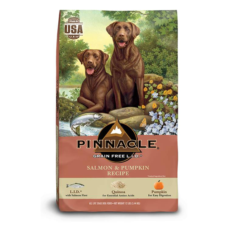 Pinnacle Grain Free Dog Food Reviews