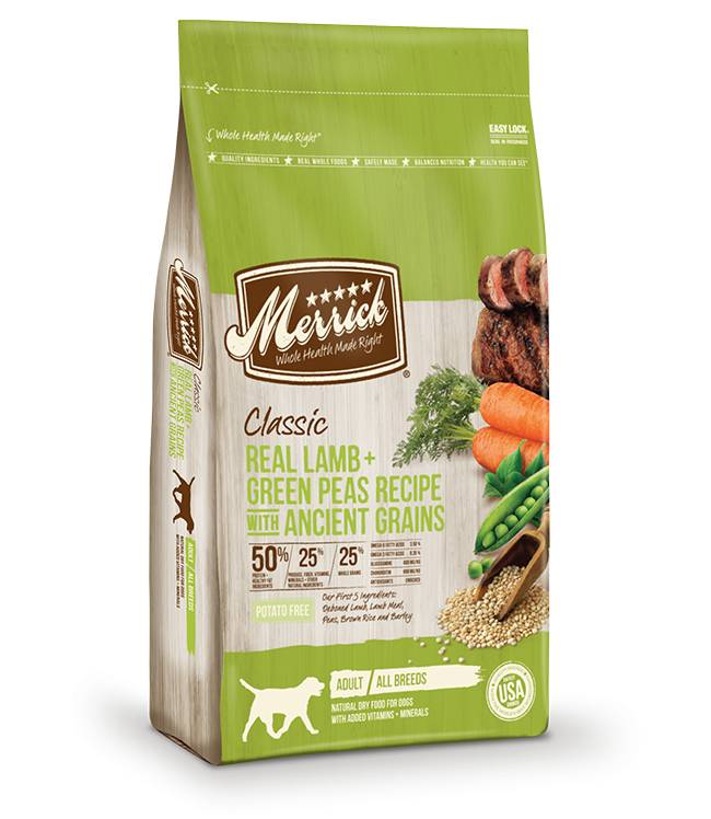 First Class Premium Quality Dog Food