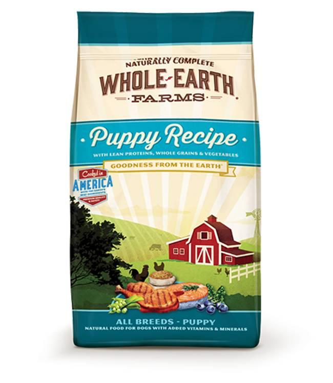 Whole Grain Farms Dog Food