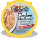 Against the Grain Against The Grain Chicken Mayflower with Turnip Wet Cat Food 2.8oz