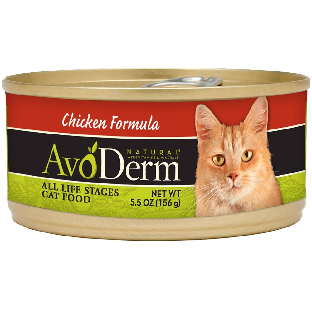 AvoDerm AvoDerm Chicken Wet Cat Food 5.5oz