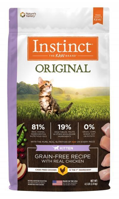 Nature S Variety Kitten Food