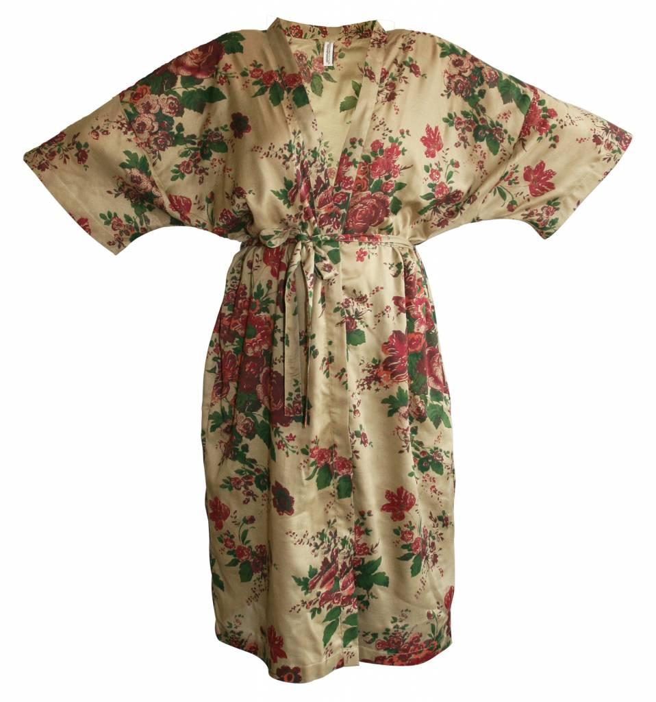 Underprotection Bloom kimono