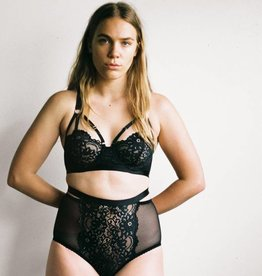 Lonely Lulu underwire bra