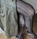 Swedish Stockings Astrid fishnet