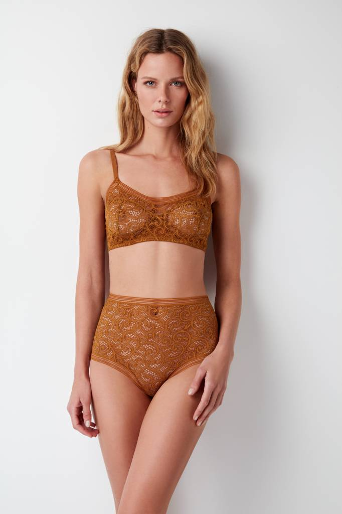 Else Paisley bandeau full cup