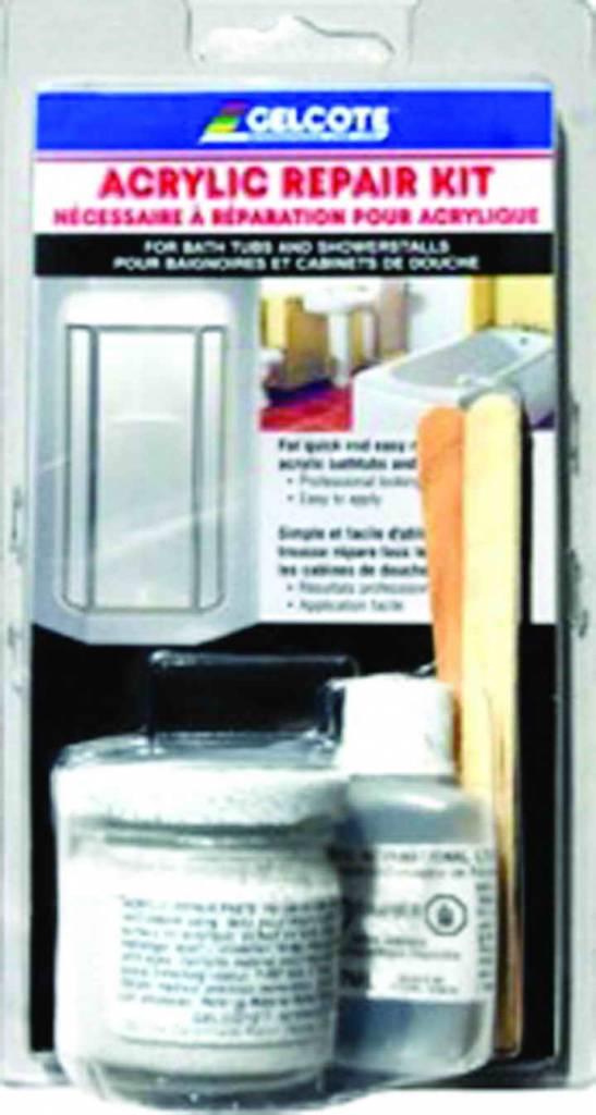 Gelcote GELCOTE ACRYLIC GELMA-101 REPAIR KIT WHITE - ICMarineOutdoors