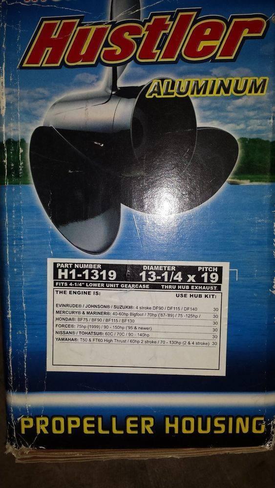 Turning point propellers hustler 4