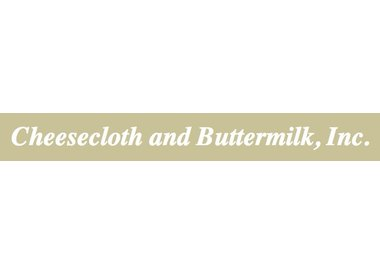 Cheesecloth & Buttermilk