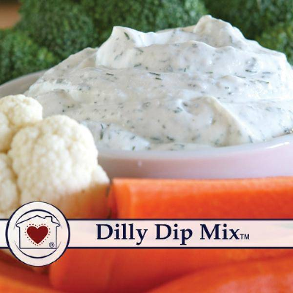 Country Home Creations Country Home Creations, Dilly Dip Mix