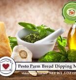 Country Home Creations Country Home Creations, Pesto Parmesan Bread Dip Mix