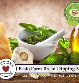 Country Home Creations Country Home Creations, Pesto Parmesan Bread Dip Mix