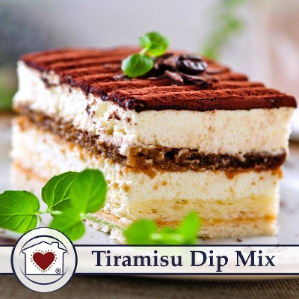 Country Home Creations Country Home Creations, Tiramisu Dip Mix