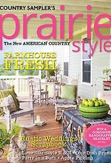 Annie's Wholesale - Country Sampler Country Sampler, Prairie Style October 2016