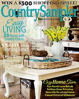 Country Sample Magazine, May 2017