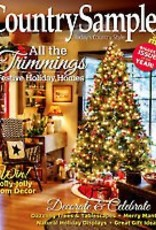 Annie's Wholesale - Country Sampler Country Sampler Magazine, November 2016