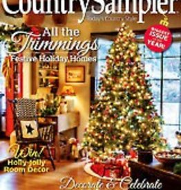 Country Sampler Magazine, November 2016