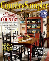 Country Sampler Magazine, January 2017