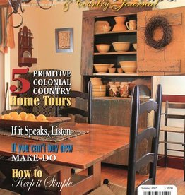 A Primitive Place Magazine, Summer 2017