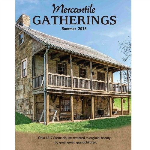 Mercantile Gatherings, Summer 2015