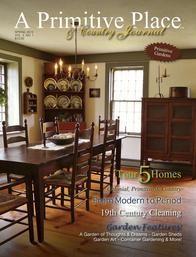 A Primitive Place A Primitive Place Magazine, Spring 2012