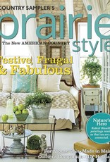 Annie's Wholesale - Country Sampler Country Sampler Prairie Style Winter 2015